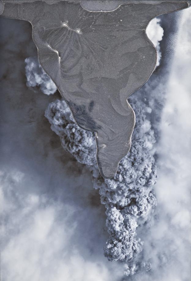 o.T. (Vulkan) (2011)